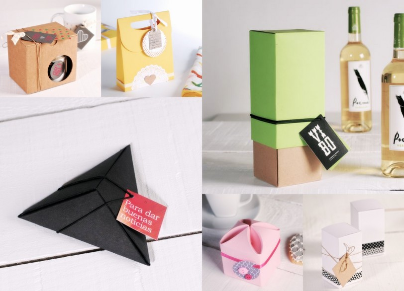 Packaging regalos packateca